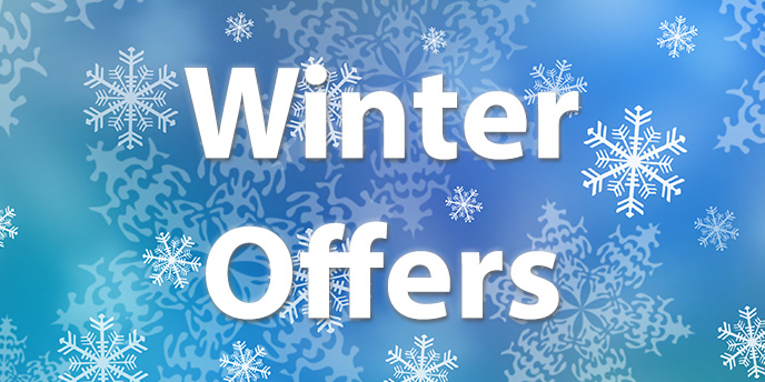 Winter Special Offers