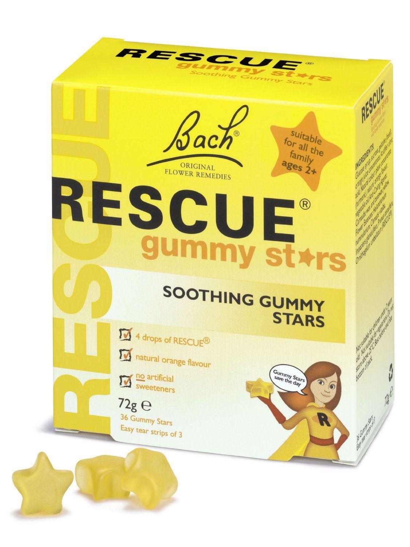 Rescue gummy stars