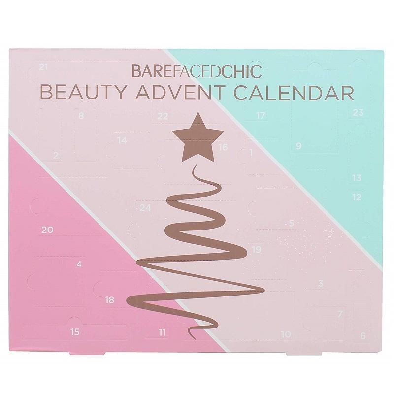 buy bare faced chic beauty advent calendar online. Black Bedroom Furniture Sets. Home Design Ideas