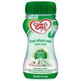 Cow & Gate First Infant Milk 1 Ready To Use 200ml