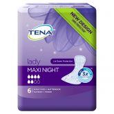 TENA Lady Maxi Night x 6