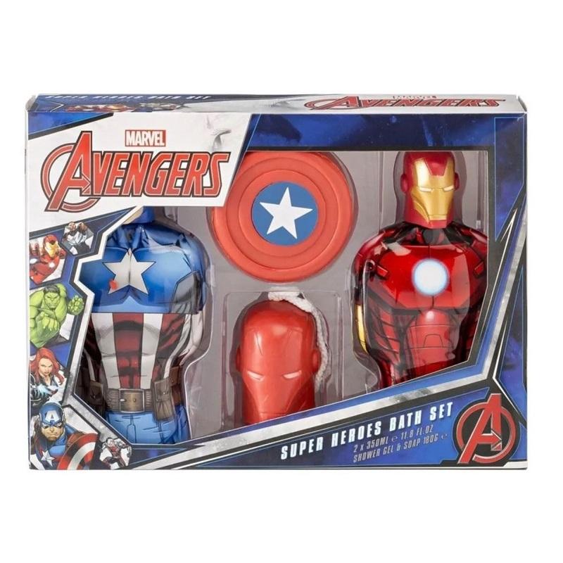 Buy Marvel Avengers Super Heroes Bath Set Online Chemist