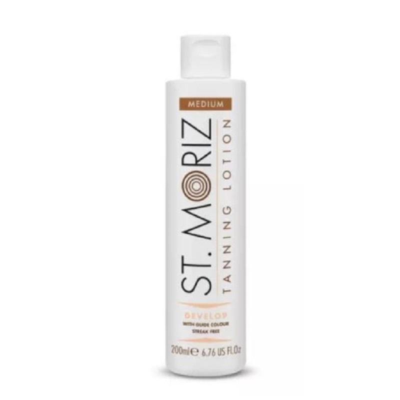 Buy St Moriz Tanning Develop Lotion Medium 200ml Online