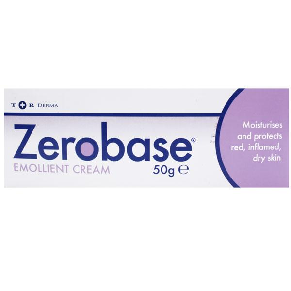 Buy Zerobase Emollient Cream 50g Online Chemist Co Uk