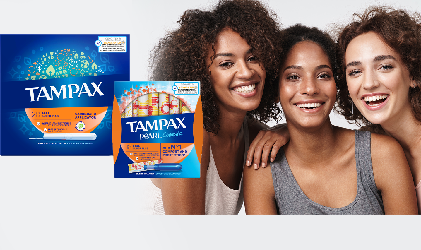 15% OFF TAMPAX