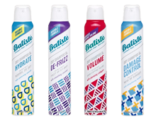 NEWBatiste dry shampoo