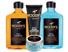 Woody'sMen's grooming