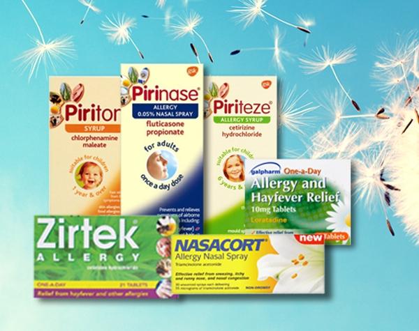 Hayfever & Allergies