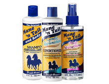 Mane 'n TailFor Longer, Thicker,Healthier-Looking Hair