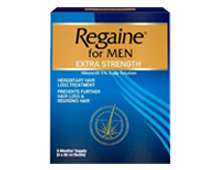Regaine for menBetter than 1/2 price