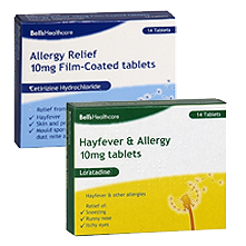 BellsAllergy Relief14 Tablets£1.90