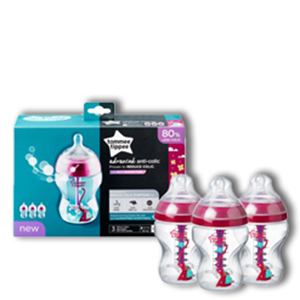 Tommee Tippee Advanced 3Anti-Colic Bottle