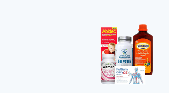 Vitamins & Supplementswhen you spend £35 or more code SAVE10