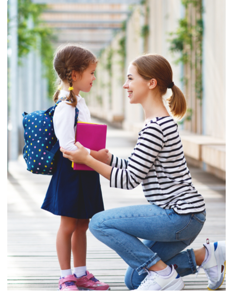 Back to School Essentials for Tired Parents