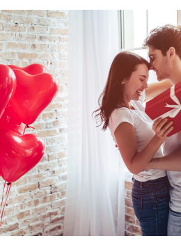 Valentine's Gift Ideas for Him or Her