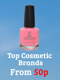 Top Cosmetic Brands