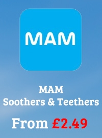 MAM Soothers & Teethers
