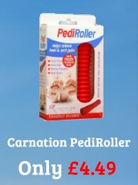 Carnation PediRoller