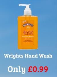 Wrights Hand Wash